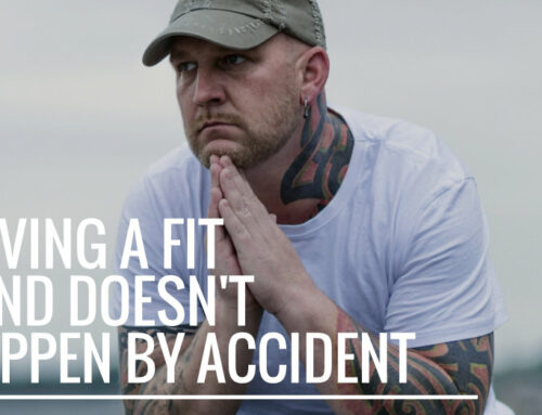 Having a Fit Mind Doesn't Happen by Accident