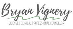 Bryan Vignery, Licensed Clinical Professional Counselor Logo